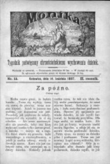 Monika, 1887, R. 2, nr 15