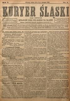 Kuryer Śląski, 1918, R. 10 [właśc. 12], nr4