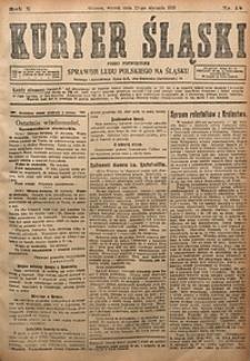 Kuryer Śląski, 1918, R. 10 [właśc. 12], nr18