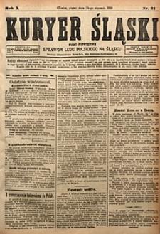 Kuryer Śląski, 1918, R. 10 [właśc. 12], nr21