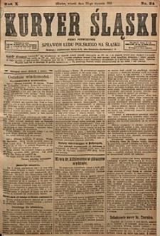 Kuryer Śląski, 1918, R. 10 [właśc. 12], nr24