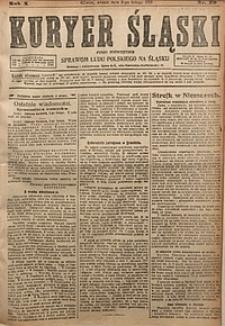Kuryer Śląski, 1918, R. 10 [właśc. 12], nr29