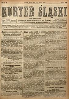 Kuryer Śląski, 1918, R. 10 [właśc. 12], nr54