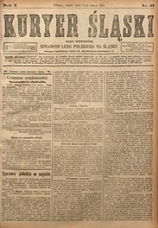Kuryer Śląski, 1918, R. 10 [właśc. 12], nr57