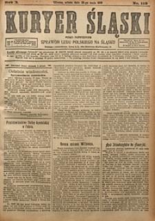 Kuryer Śląski, 1918, R. 10 [właśc. 12], nr119
