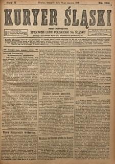 Kuryer Śląski, 1918, R. 10 [właśc. 12], nr134