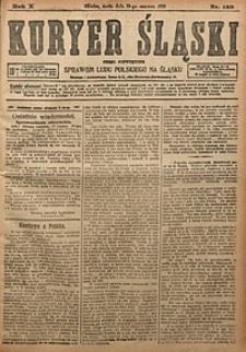 Kuryer Śląski, 1918, R. 10 [właśc. 12], nr139