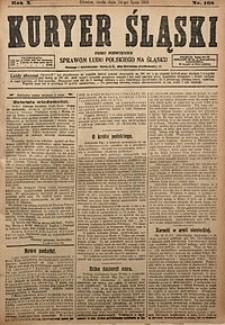 Kuryer Śląski, 1918, R. 10 [właśc. 12], nr168