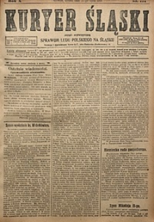 Kuryer Śląski, 1918, R. 10 [właśc. 12], nr171