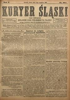 Kuryer Śląski, 1918, R. 10 [właśc. 12], nr204