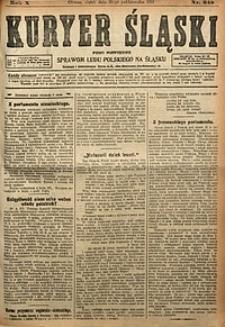 Kuryer Śląski, 1918, R. 10 [właśc. 12], nr248