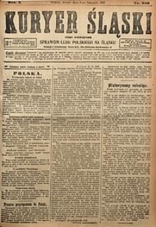 Kuryer Śląski, 1918, R. 10 [właśc. 12], nr256