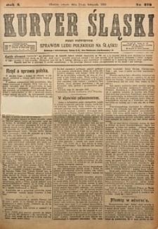 Kuryer Śląski, 1918, R. 10 [właśc. 12], nr273