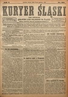 Kuryer Śląski, 1918, R. 10 [właśc. 12], nr291