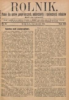 Rolnik, 1914, R. 21, nr2