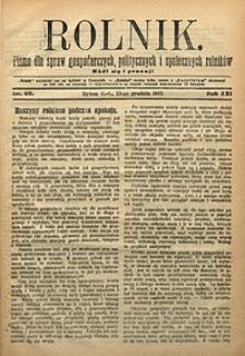 Rolnik, 1912, R. 19, nr50