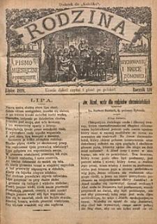 Rodzina, 1899, nr7