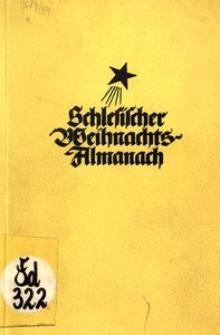 Schlesischer Weihnachts-Almanach