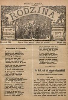 Rodzina, 1901, nr9