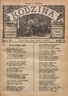 Rodzina, 1902, nr8