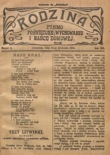 Rodzina, 1904, nr9