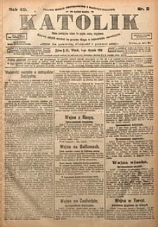 Katolik, 1916, R. 49, nr2