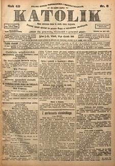 Katolik, 1916, R. 49, nr8
