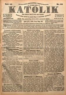 Katolik, 1916, R. 49, nr25