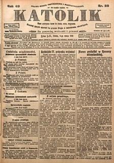 Katolik, 1916, R. 49, nr28