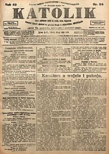Katolik, 1916, R. 49, nr64