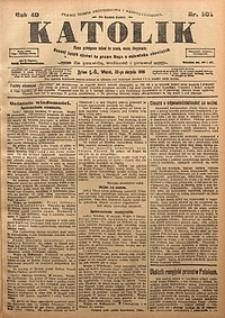 Katolik, 1916, R. 49, nr101
