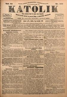 Katolik, 1916, R. 49, nr109