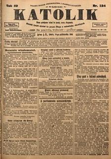 Katolik, 1916, R. 49, nr124