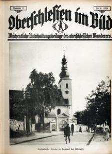 Oberschlesien im Bild, 1924, nr 19
