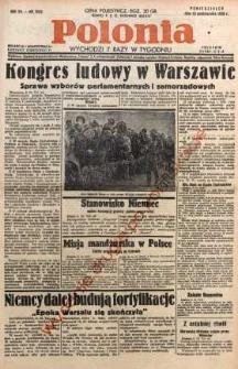 Polonia, 1938, R. 15, nr 5022