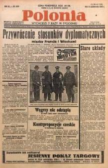 Polonia, 1938, R. 15, nr 5025