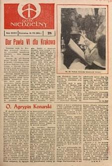 Gość Niedzielny, 1964, R. 33, nr28
