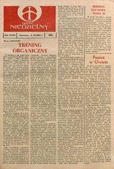 Gość Niedzielny, 1964, R. 33, nr36