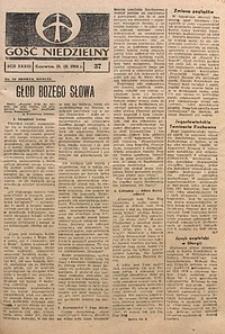 Gość Niedzielny, 1964, R. 37, nr37