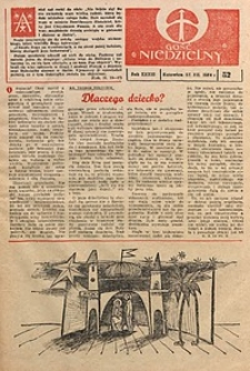 Gość Niedzielny, 1964, R. 37, nr52