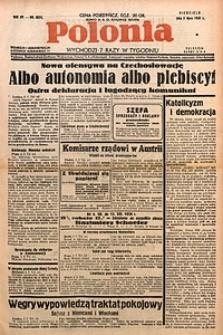 Polonia, 1938, R. 15, nr4924