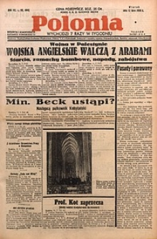 Polonia, 1938, R. 15, nr4933