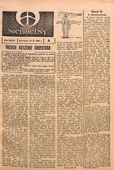 Gość Niedzielny, 1965, R. 38, nr8