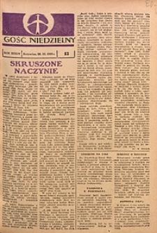 Gość Niedzielny, 1965, R. 38, nr13