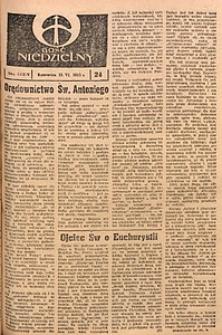 Gość Niedzielny, 1965, R. 38, nr24