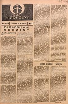 Gość Niedzielny, 1965, R. 34, nr46