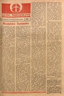 Gość Niedzielny, 1966, R. 39, nr27