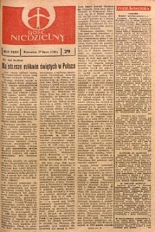 Gość Niedzielny, 1966, R. 39, nr29