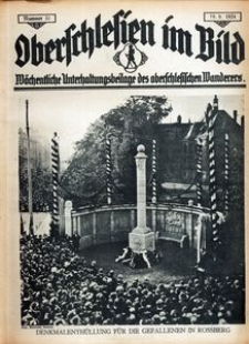 Oberschlesien im Bild, 1924, nr 32