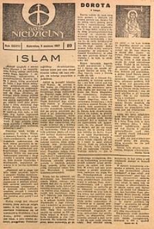Gość Niedzielny, 1967, R. 36, nr10